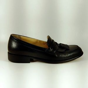Bally Sarnico Tassel Loafer Mens Sz 6.5D
